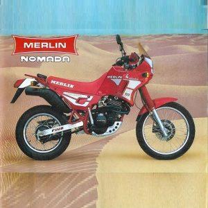 Gas Gas - Merlin 500 (Nomada)